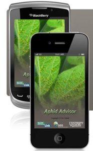 Aphid Advisor app