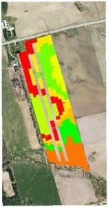 Beuhlow Farms 28% Application Map