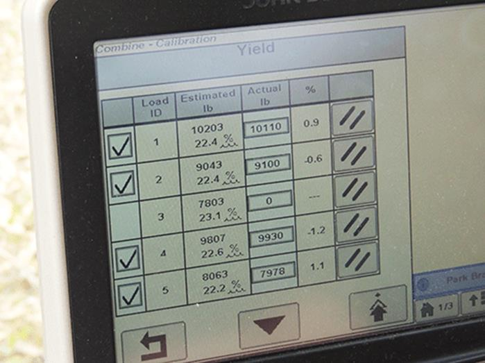 Photo 2. Calibrating your equipment will help ensure the accuracy of your data