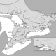 Figure 1: Optimum date to seed winter wheat across Ontario, OMAFRA Pub 811.