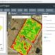 image of the interactive story map showcasing the results of the precision agriculture advancement for Ontario project